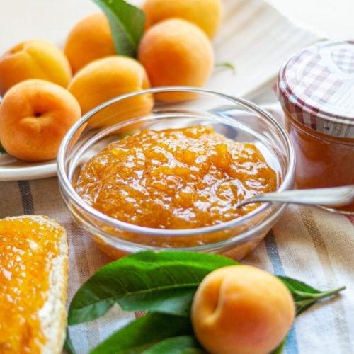 Aprikosenmarmelade aus dem Thermomix®
