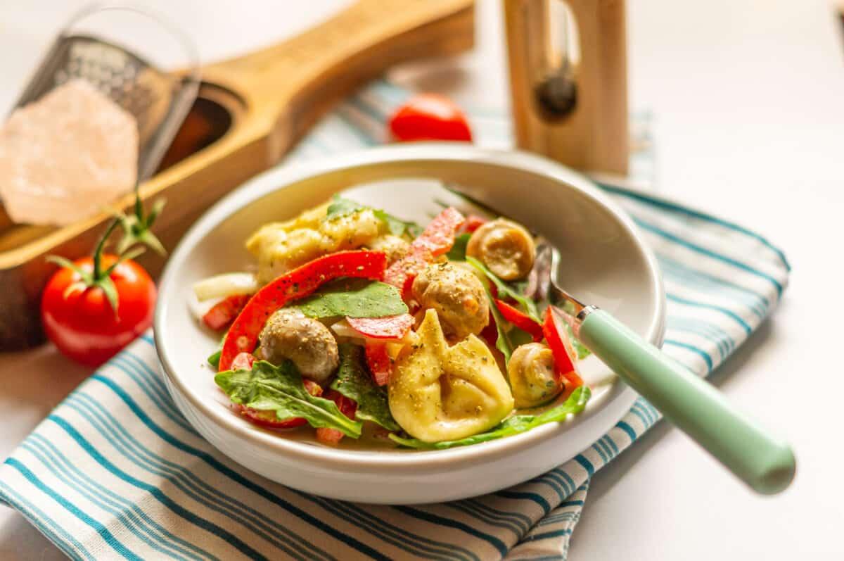 Tortellini-Salat aus dem Thermomix®