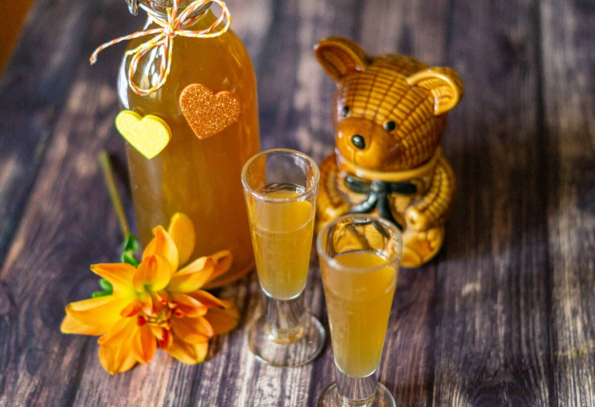 Bärenfang - Honiglikör aus dem Thermomix®
