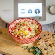 Spitzkohl-Paprika-Salat aus dem Thermomix®
