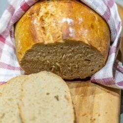 Friss dich dumm Brot aus dem Thermomix®