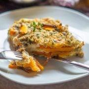 Kürbis-Knusper Lasagne aus dem Thermomix®