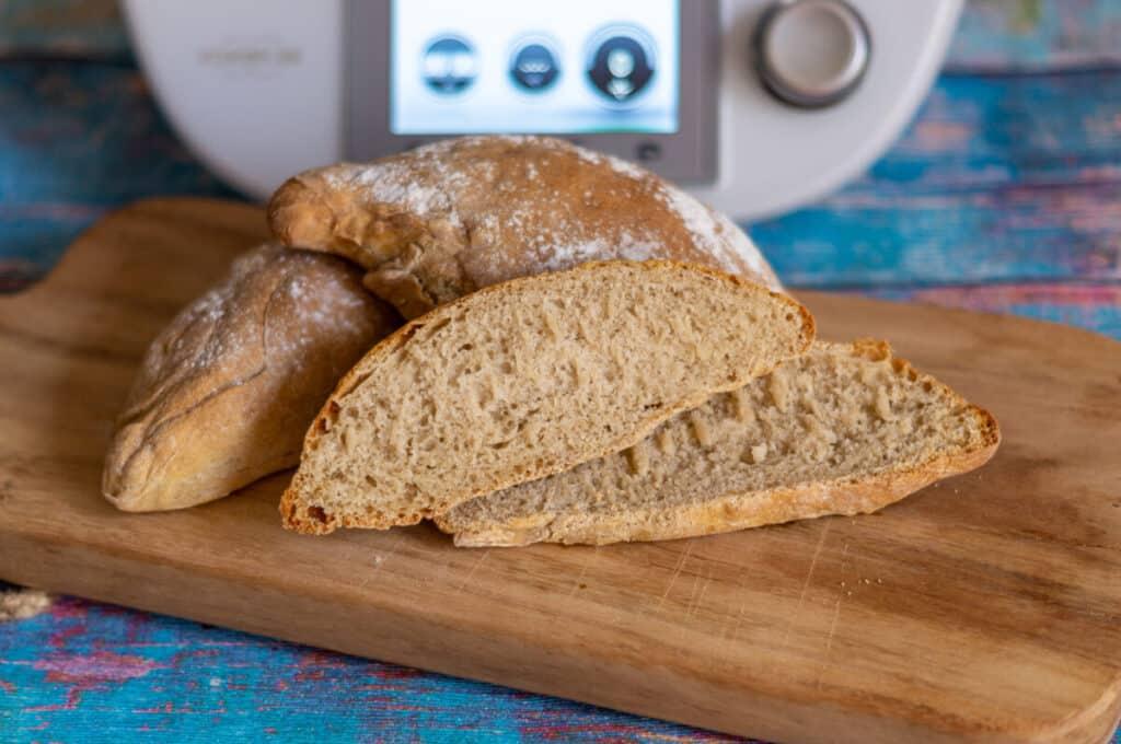 Baguette Brötchen perfekt für die Brotzeit