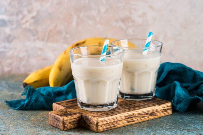 Bananen-Milchshake aus dem Thermomix®