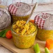 Gemüsepaste aus dem Thermomix®