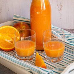 Ingwer-Orangen-Shot aus dem Thermomix®