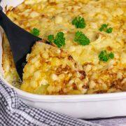 Kartoffelgratin aus dem Thermomix®