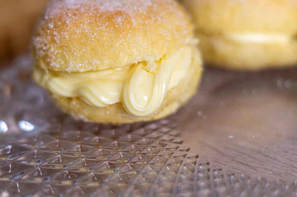 Wir lieben die Variante mit Vanillecreme