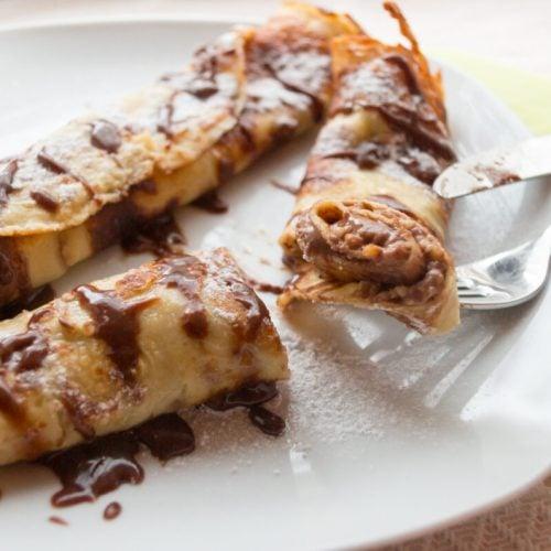 Pfannkuchen aus dem Thermomix®