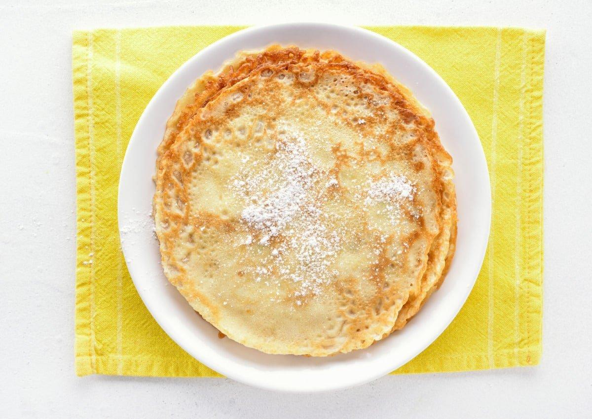 Pfannkuchen Grundteig aus dem Thermomix®