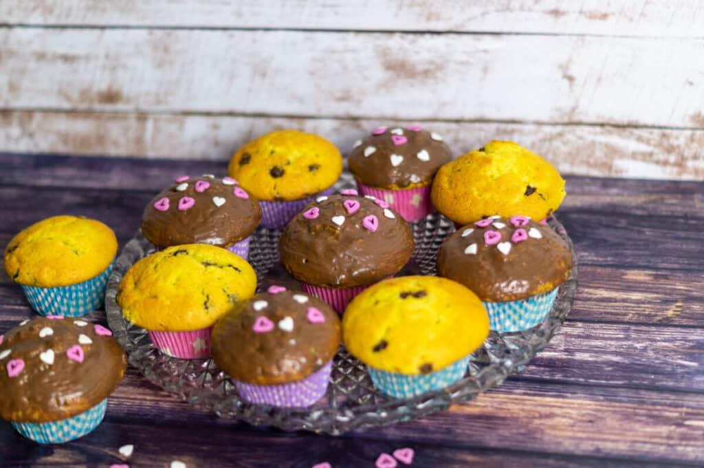 Muffins sind der Partyhit