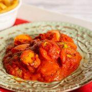Currywurst aus dem Thermomix®