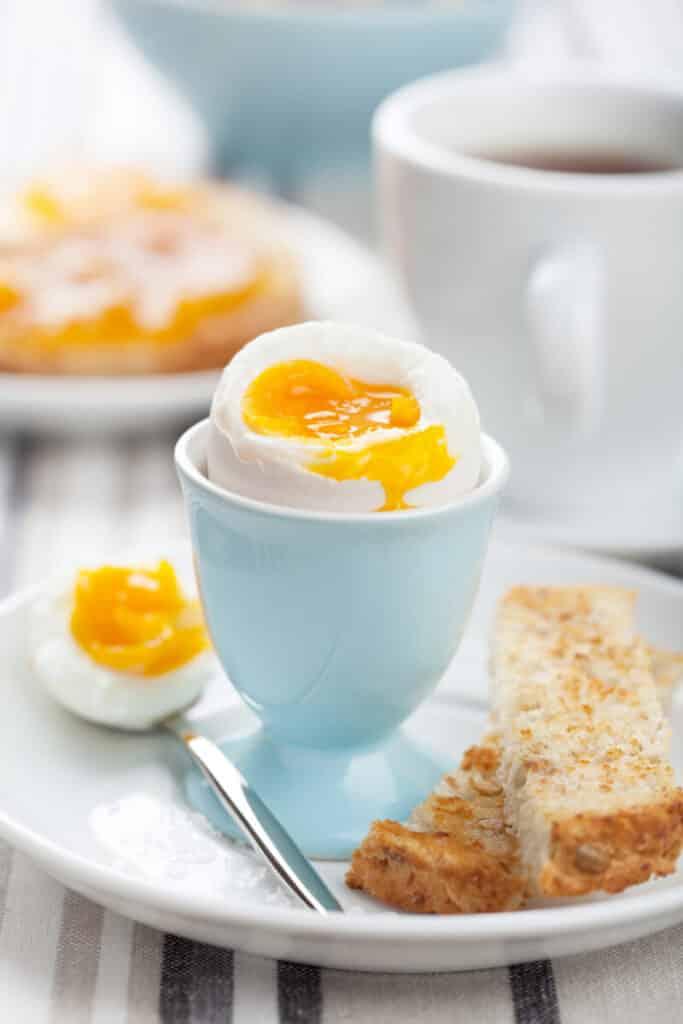 Eier kochen im Thermomix®