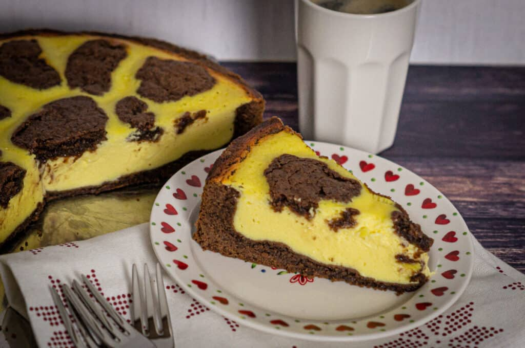 Russischer Zupfkuchen ist der Klassiker von Omas Kaffeetisch