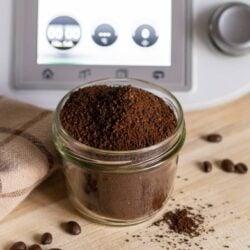 Kaffee mahlen mit dem Thermomix®
