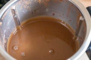 Teig Schokoladenkuchen im Thermomix