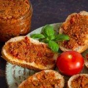 Tomatenpesto aus dem Thermomix®