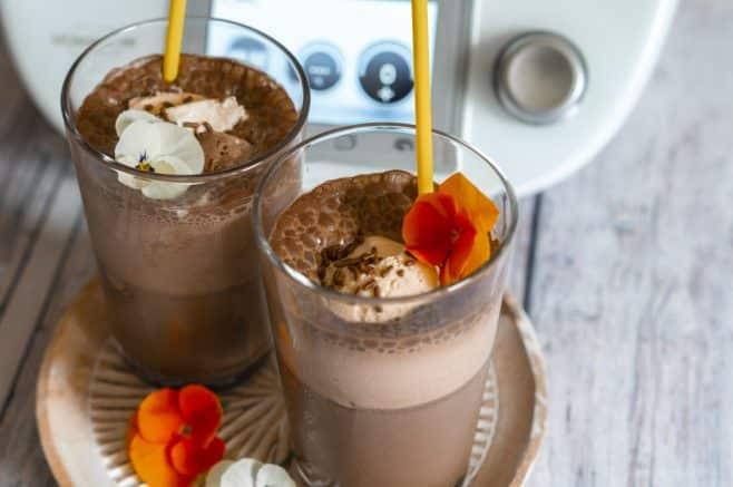 Klassische Eisschokolade aus dem Thermomix®