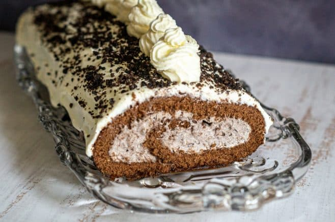 Oreo-Rolle aus dem Thermomix®