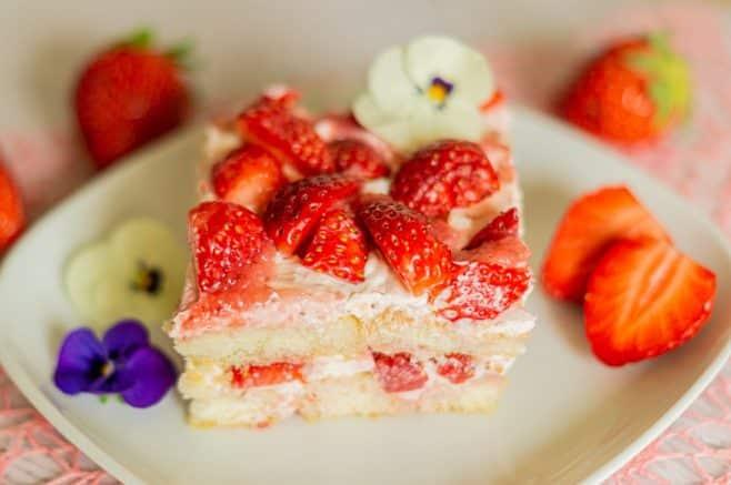 Erdbeer-Tiramisu aus dem Thermomix®