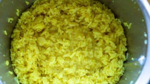 Curry-Risotto im Thermomix kochen