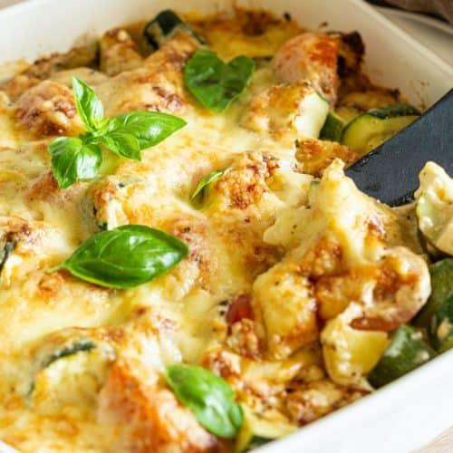 Zucchini Auflauf aus dem Thermomix®