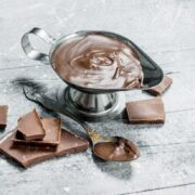 Schokoladencreme (Ganache oder Pariser Creme) aus dem Thermomix®