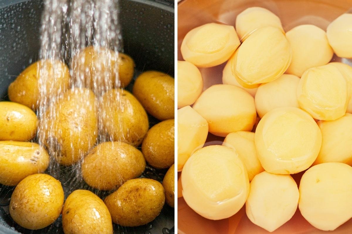 Dein Thermomix® schält ab jetzt Kartoffeln