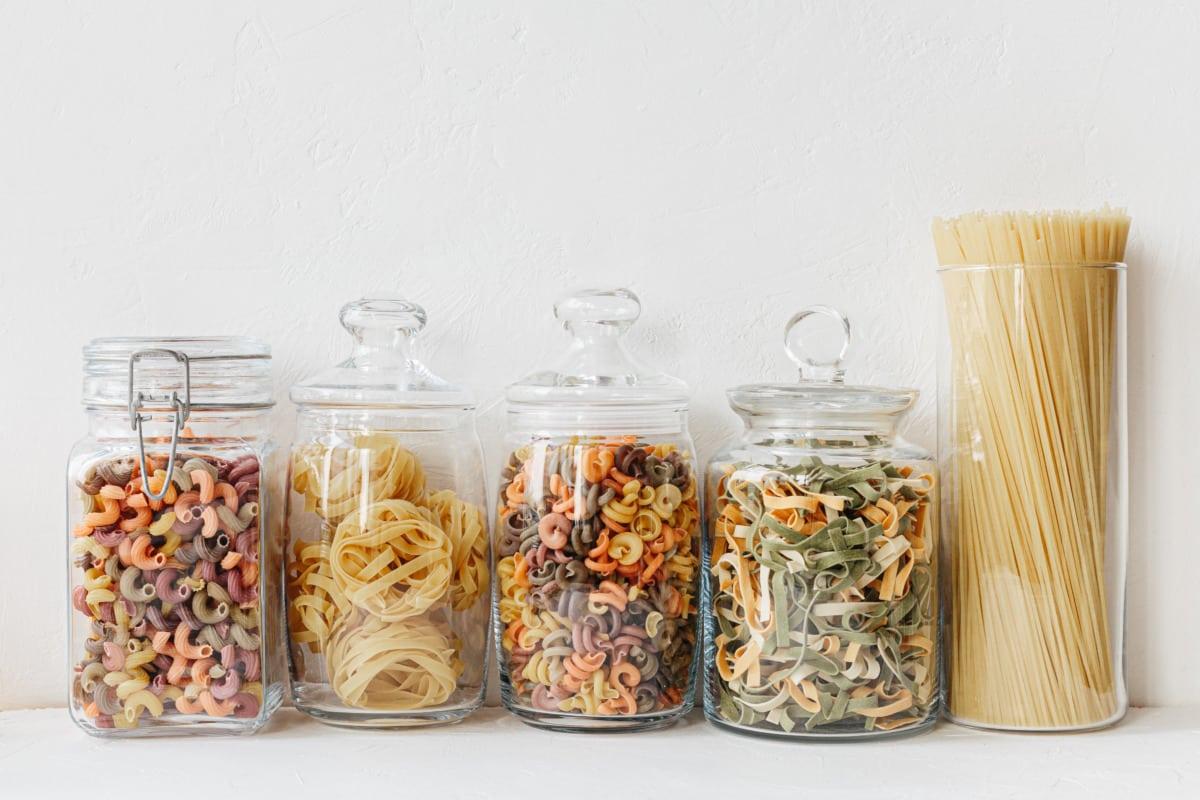 Gib allen deinen Lebensmitteln einen festen Platz in deiner Speisekammer