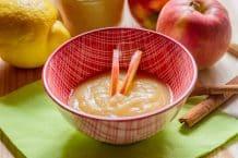 Apfelmus aus dem Thermomix® selbstgemacht