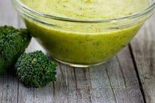 Brokkolisuppe aus dem Thermomix®