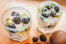 Fruchtiger Sommermilchreis aus dem Thermomix® selbstgemixt!