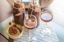 Nutella®-Likör aus dem Thermomix® Rezept