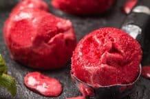 Schnelles Fruchteis aus dem Thermomix®